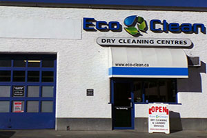 Our Eco Clean downtown Kelowna headquarter