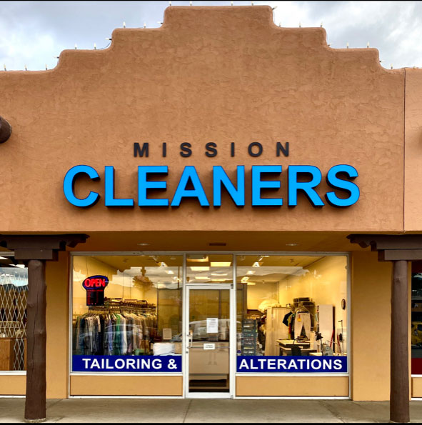 Mission Cleaners, another great member of the Eco Clean Family!